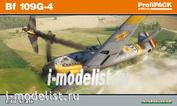 82117 Edward 1/48 Bf 109G-4