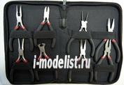 4120 Jas Набор монтажных инструментов, 8 предметов