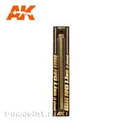 AK9122 AK Interactive Латунные стержни, диаметр 2.8 мм, 2 шт.