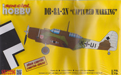 "SH72296 Special Hobby 1/72 Douglas DB-8A-3N German ""Captured Marking"" WWII LIMITED EDITION"