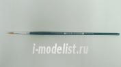 51222 Italeri Кисть плоская, синтетическая, 00