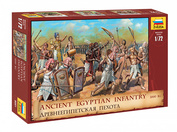 8051 Звезда 1/72 Древнеегипетская пехота