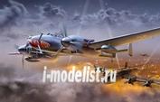 1314 Italeri 1/72 Самолет BF 110 G-4