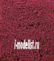 1588 Heki Материалы для диорам DECOVLIES цветной декор красный (красный клевер) 28x14 см