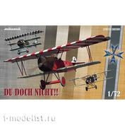 2135 Eduard 1/72 Сборная модель Du doch nicht!!