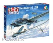 1436 Italeri 1/72 Heinkel He-111H