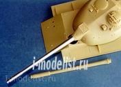 3516-4 Model Point 1/35 100mm barrel D-10-T2-P. T-55