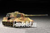07201 Я-Моделист Клей жидкий плюс подарок Trumpeter 1/72 German Sd.Kfz. 182 King Tiger (Henschel turret)
