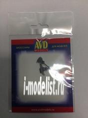 AVD143008802 AVD Models 1/43 Гитара, 2 шт.