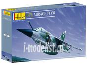 80355 Heller 1/72 Самолет Мираж 2000 F1 CR