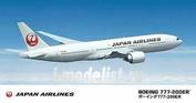 10801 Hasegawa 1/200 JAL B777-200ER