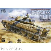 BT-012 Border Model 1/35 Британский танк Mk. VI Crusader Mk.III