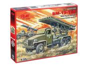 35512 ICM 1/35 Система залпового огня БМ 13-16