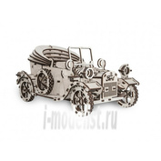 1-09 EWA Collectible mechanical model of wood Ford
