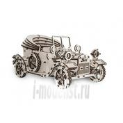 1-09 EWA Коллекционная механическая модель из древесины Форд