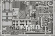 36123 Eduard 1/35 Фототравление для T19 105mm HMC