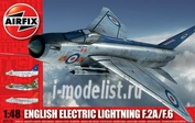 9178 Airfix 1/48 English Electric Lightning F.2A/F.6