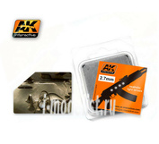 AK237 AK Interactive Линзы прозрачные для Shermans LIGHTS FOR Shermans  2,7 mm