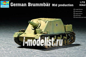 07211 Trumpeter 1/72 German Brummbar Mid production