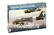 1390 Italeri 1/72 Самолет NI CA.311/311M IT