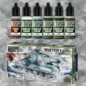 10272 Green Stuff World Набор акриловых красок