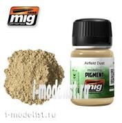 AMIG3011 Ammo Mig AIRFIELD DUST (airfield dirt, dust)