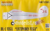 SH72285 Special Hobby 1/72 DL-1 Vega