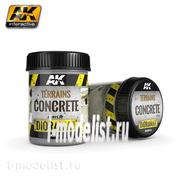 AK8014 AK Interactive Terrains Concrete 250ml (взлётно-посадочная полоса и бетонные здания)