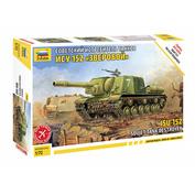 5026 Zvezda 1/72 ISU-152