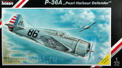 SH32003 Special Hobby 1/32 P-36A
