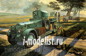 801 Roden 1/35 WWII British Armoured Car Pattern 1920 Mk.I