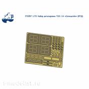 F72057 New Penguin 1/72 Набор деталировки ТОС-1А