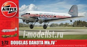 8015 Airfix 1/72 Самолет Douglas Dakota