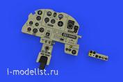 644042 Eduard 1/48 set of additions to the Il-2 LööK model