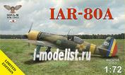 SVM-72013 Sova-M 1/72 IAR-80A