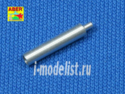 72 L-27 Aber 1/72 Soviet tank barrel 122mm M30 for Su-122