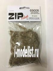69008 ZIPmaket Трава добавка серо-коричневая 20 гр.