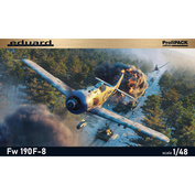 82139 Eduard 1/48 Истребитель Fw 190F-8