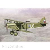 BRP72017 Brengun 1/72 Бомбардировщик и разведчик Letov S-16