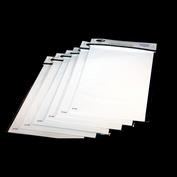 AH0002 Aurora Hobby Полистирол листовой белый 0,7 мм 1 лист 20х30 см