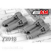 AMC72018 Advanced Modeling 1/72 ФАБ-500М-54 фугасная авиабомба калибра 500 кг