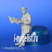 Mcf35010 MasterClub 1/35 Советский танковый офицер Ww2