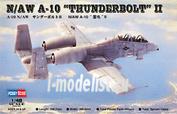 80324 HobbyBoss 1/48 Самолет N/AW A-10A Thunderbolt Ii