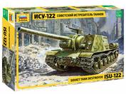 3534 Звезда 1/35 Советский истребитель танков ИСУ-122