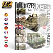 AK-4810 AK Interactive TANKER TECHNIQUES MAGAZINE 01 (английский язык)