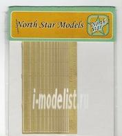 NS35007 North Star 1/35 Уголок L-bars