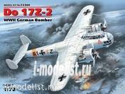 72304 ICM 1/72 Do 17Z-2, German bomber II MB