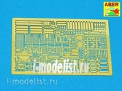 48 046 Aber 1/48 photo Etching for Puma (Sd.Kfz. 234/2)