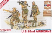 3006 Dragon 1/35 Солдаты U.S. 82nd Airborne