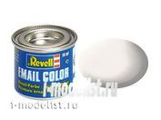 32105 Revell Enamel white paint, RAL9001 Matt (white, mat RAL 9001)